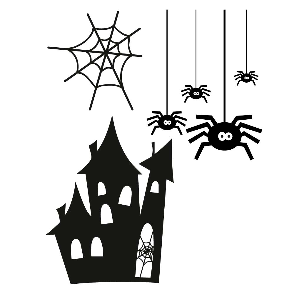 Halloween Kasteel